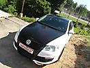 Стайлинг черным винилом Volkswagen Passat B6 - Дубль 2