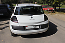 Стайлинг оптики Renault Megane II