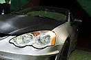 Оклейка в карбон (Carbon 3D) Acura RSX