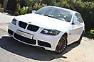 Жемчужный перламутр BMW 3 (E90)