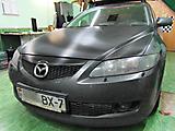 Mazda 6 Стайлинг капота и решетки
