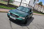 Audi A4 карбоновая крыша