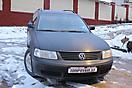 Volkswagen Passat B5 — Оклейка в карбон