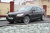Антигравийная защитная пленка. Оклейка всего кузова целиком BMW 5GT f07