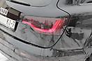 Тонировка задней оптики Audi Q7