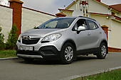 Антигравийная оклейка Opel Mocca