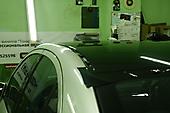 Okleyka krishi v cherniy glyanec Mercedes-Benz E211_4