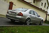 Okleyka krishi v cherniy glyanec Mercedes-Benz E211_6