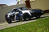 Рубленый камуфляж Acura RSX