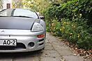 Карбоновый капот Mitsubishi Eclipse III