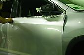 Okleyka Toyota Highlander v serebristiy metallic_11