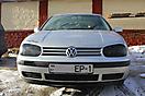 Тонирование передней оптики на Volkswagen Golf III - дубль 2