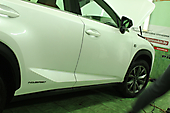 Antigraviynaya okleyka Lexus NX300h F-sport_4