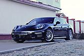 Антигравийная оклейка Porsche Panamera Turbo