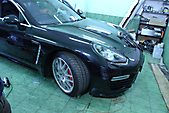 Antigraviynaya okleyka Porsche Panamera Turbo8