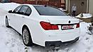 Оклейка в Белый матовый цвет BMW 7 (F01) x-drive_15