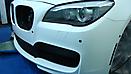 Оклейка в Белый матовый цвет BMW 7 (F01) x-drive_5