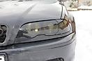 Стайлинг оптики на BMW E46