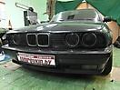 Тонировка передней оптики BMW 5 E34