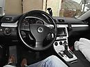Оклейка салона VW Passat B6